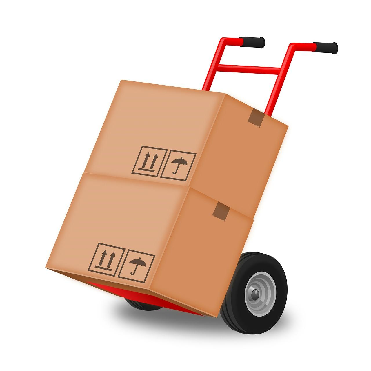 Inplastic flyttar och byter adress
